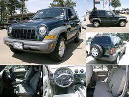 2006 green jeep liberty amazing 13k tires increase fuel economy by 50 technomadia
