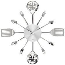 horloge de cuisine design horloge pendule cuisine design comparer 85 offres