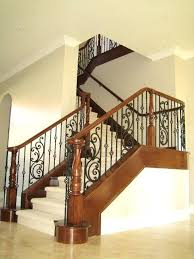 home depot interior stair railings amazing wood rails for stairs handrails stair parts the home depot