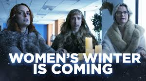 Summer Is Coming Meme - why summer is women s winter youtube
