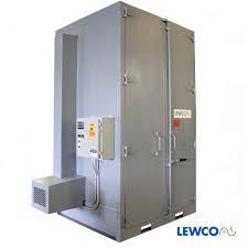 chambre chaude chambre chaude pour fûts pour conteneur ec08v lewco inc