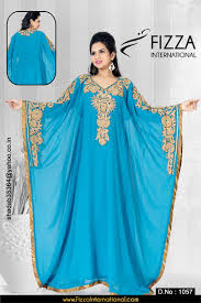 dress design variuous sizes of cotton arabic dress at fizza international