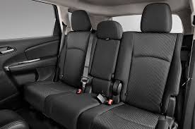 nissan cube interior backseat 2013 dodge journey reviews and rating motor trend