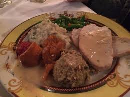 turkey dinner for thanksgiving picture of iii forks dallas