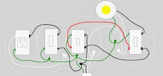 wiring diagram for a switch light receptacle how to wire