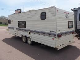 prowler 5th wheel floor plans 1990 fleetwood prowler lynx 24c travel trailer sioux falls sd rv