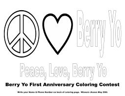 berry yo 1st anniversary berry yo