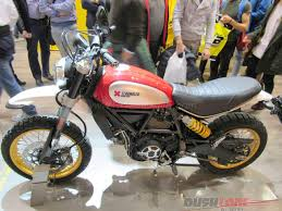 martini racing ducati ducati scrambler sixty2 custom bikes showcased at verona