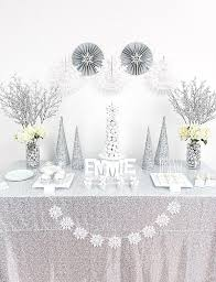 Winter Wonderland Diy Decorations - creative themed home party decor ideas that will blow your mind