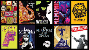 favorite broadway musicals who make lists