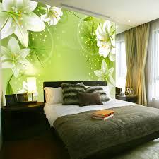 green wallpaper room modern living room tv backdrop wallpaper painted wall murals 3d