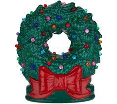 mr christmas mr christmas for the home qvc