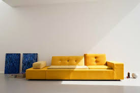 canapé style togo 33 idées de canapé pour votre loft les canapés au monde