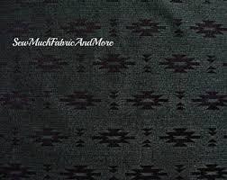 Upholstery Fabric Southwestern Pattern Southwestern Fabric Etsy