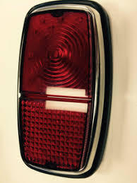 flush mount tail lights 1963 67 a c cobra led flush mount tail light assy streetrod shop