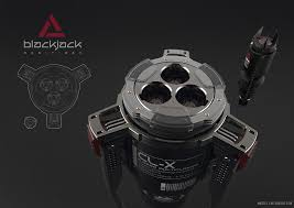 artstation blackjack munitions cl x grenade marcel van vuuren