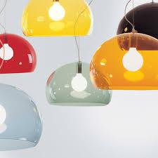 Kartell Fly Ceiling Light Kartell Fl Y Pendant Light 9030k9 Reuter Shop