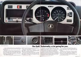 peugeot gti 1980 ausmotive com volkswagen golf brochure u2013 1980