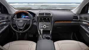 Ford Explorer Xlt 2015 - 2016 ford explorer platinum review test drive photo gallery