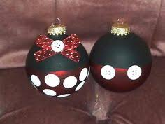 diy disney ornaments i will be these this year these