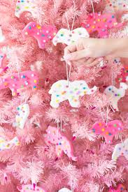 diy circus animal cookie ornaments studio diy
