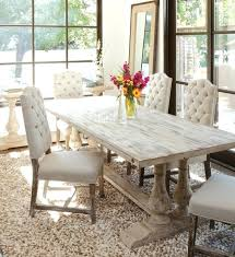 Distressed Dining Room Table Distressed Dining Table Happyhippy Co