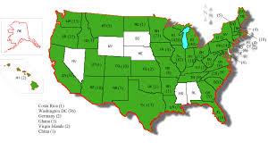 Washington Township Map In Eau by Sending Schools Conserve