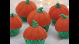 Halloween Pumpkin Cakes Halloween Pumpkin Cupcakes Snazaroo Youtube