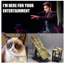Adam Lambert Memes - bww interview corey john snide of cats on his journey from the