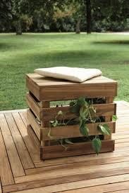 meuble fait en palette 50 idées originales pour fabriquer votre salon de jardin en palette