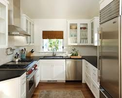 small kitchen cabinet the value of small kitchens with white