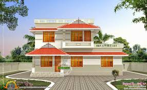 kerala style low cost double storied home kerala home house