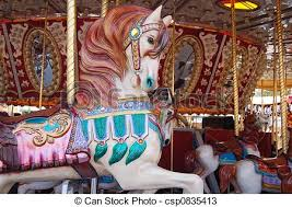 stock photos of carousel up of a carousel at