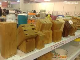 turn a knife block into a diy craft holder knife block ideas