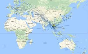 Jet Blue Route Map Airline Insight Thai Airways International U2013 Blue Swan Daily