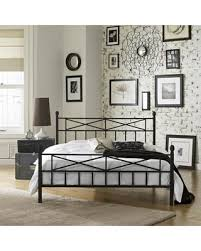 Platform Metal Bed Frame Sweet Deal On Christel Metal Platform Bed Frame Black