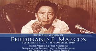 biography of ferdinand marcos president marcos lived a very interesting life mind boggling