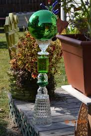 Gazing Ball Pedestals 14 Best Gazing Balls Images On Pinterest Garden Ideas Yard Art