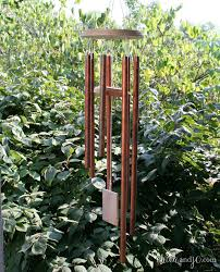 Wind Chimes Diy by Make Copper Wind Chimes Chica And Jo