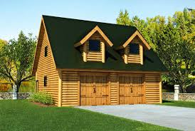 log home floor plans with garage garages duncanwoods log timber homes