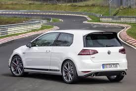 volkswagen gti sports car official 2017 volkswagen golf gti clubsport s gtspirit