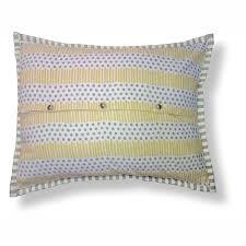 Pom Pom Crib Bedding by Petit Pehr Pom Pom Pillow Yellow Grey U2013 Pehr U0026 Petit Pehr