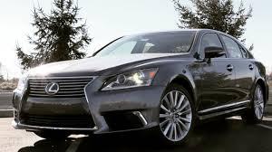 2017 lexus ls luxury sedan 2017 lexus ls460 review youtube