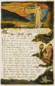 first thanksgiving in heaven poem holy thursday songs of experience wikipedia