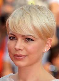 short hairstyles for fine thin hair and round faces beauty