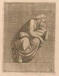 michelangelo buonarroti 1475 1564 sixtine chapel seated