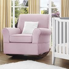 Nursery Rocking Chair by Amazon Com Baby Relax The Mackenzie Microfiber Plush Nursery
