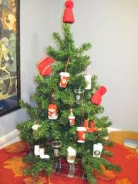 starbucks tree decorating ideas