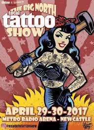 big north tattoo show metro radio arena