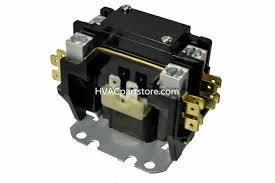 1 pole contactor 30 amps 24v coil u2013 hvacpartstore